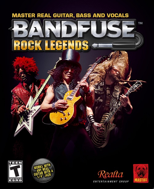 andFuse: Rock Legends
