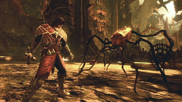 Castlevania: Lords of Shadow 2 герой