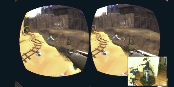 Oculus Rift Team Fortress 2