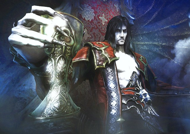 Castlevania: Lords of Shadow 2 битва