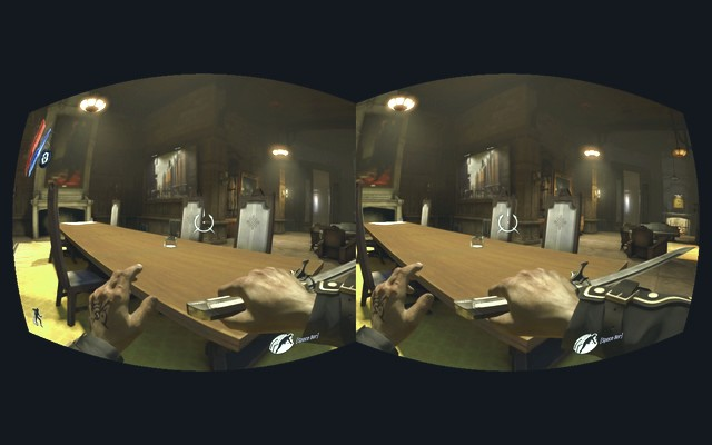 Oculus Rift Dishonored