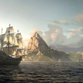 Assassin's Creed IV: Black Flag: новый геймплей