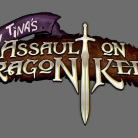 Финальный трейлер Tiny Tina's Assault on Dragon Keep