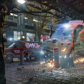 Выставка E3 2013: Watch Dogs