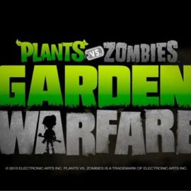 Выставка E3 2013: Plants vs. Zombies: Garden Warfare