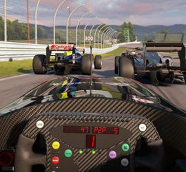 Трейлер Project cars