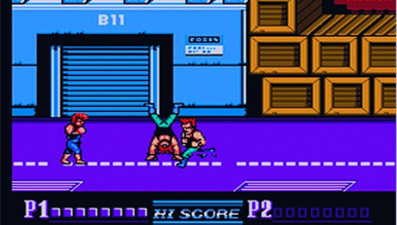 Трилогия Double Dragon выходит на IOS, Android