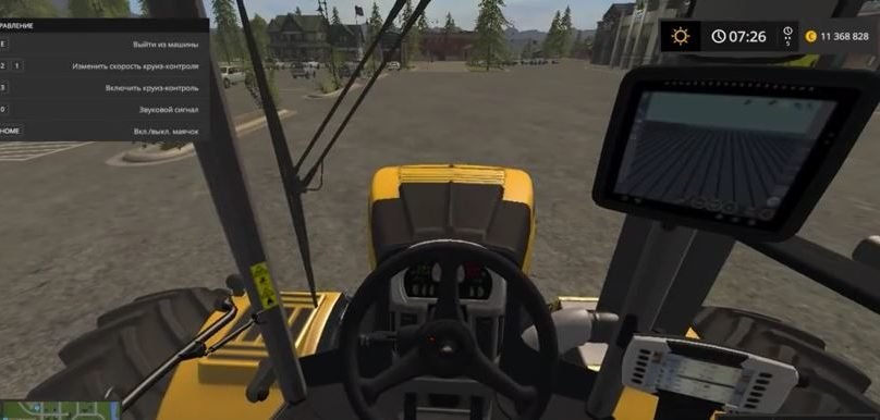 Техника в Farming Simulator 2017