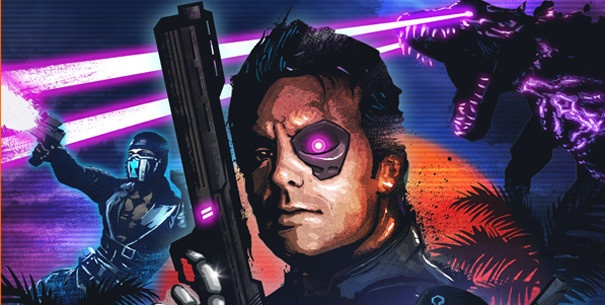 Far Cry 3: Blood Dragon: Cyber War