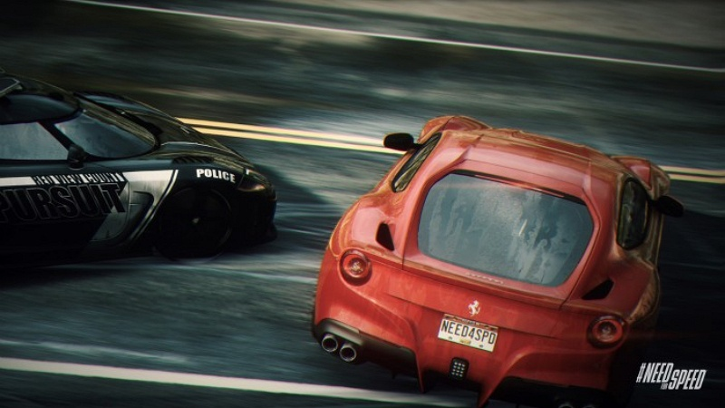 Need For Speed: Rivals фиксим 60 FPS для PC