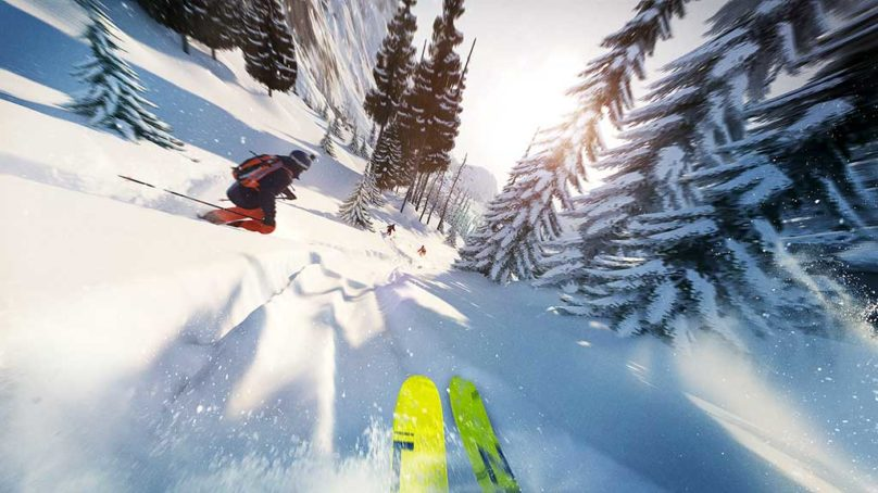 Игра STEEP вышла на PC, PlayStation 4 и XBOX One
