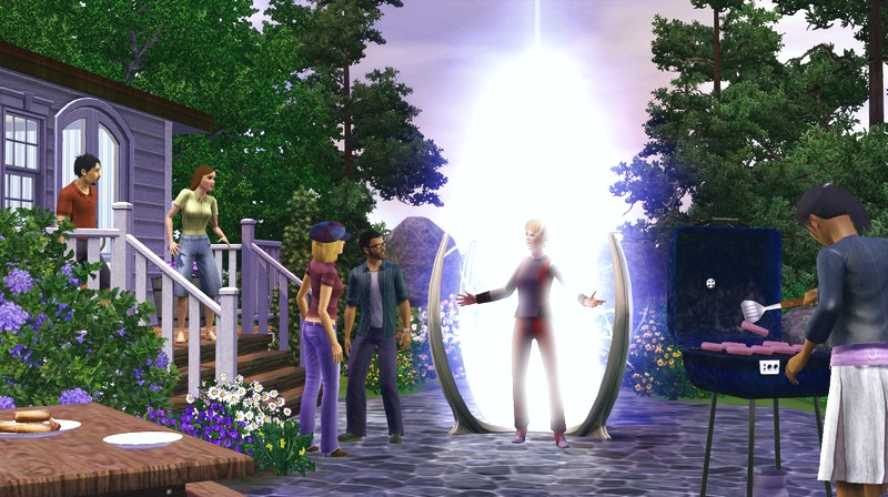 Пошаговое руководство по перемещению в будущее в The Sims 3: Into the Future