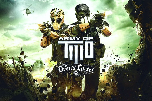 Еще раз о Army of Two: The Devils Cartel