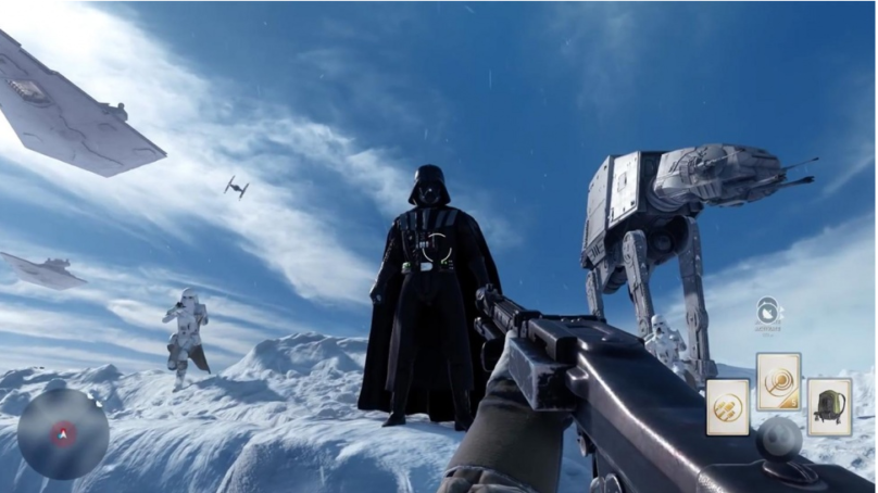 Бета Star Wars: Battlefront