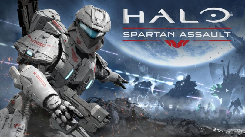 Halo: Spartan Assault подтвержден для Xbox One и Xbox 360