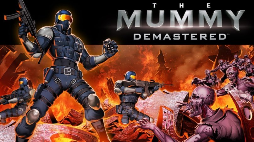 Трейлер The Mummy: Demastered