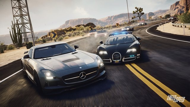 Выход PS4 версии Need for Speed Rivals перенесли на 15 ноября