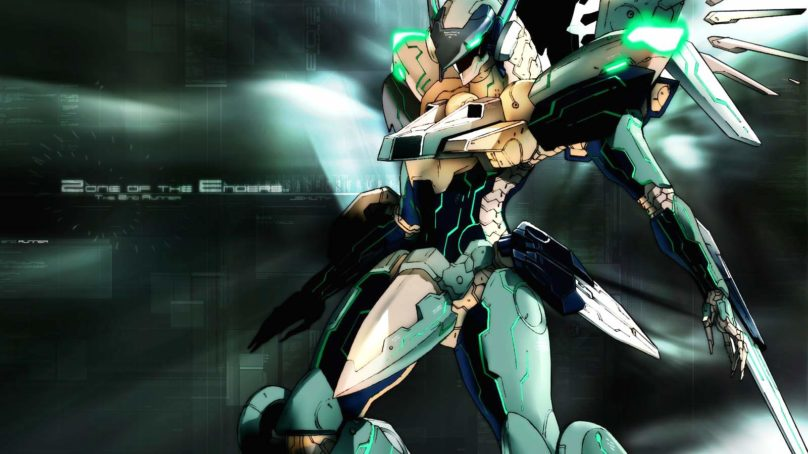 Мнение:ZONE OF THE ENDERS