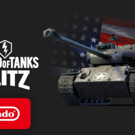 Игра World of Tanks вышла на Nintendo Switch
